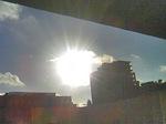 8月4日6時 真夏の太陽.JPG
